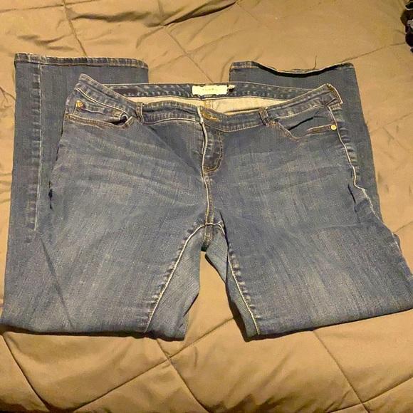 🎀🛍Torrid Bootcut Jeans 🛍🎀